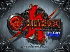 Guilty Gear XX #Reload: The Midnight Carnival